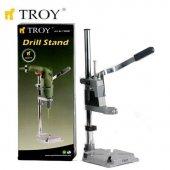 Troy 90007 Ayarlanabilir Matkap Tezgahı 420mm