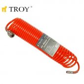 Troy 18607 Kompresor Hava Hortumu 7.5 Mt