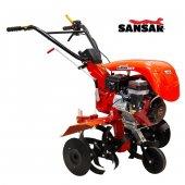 Sansar 201sb Xr950 Briggs&stratton Motorlu Çapa...