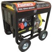 Palmera Pa8500 Cxe 3 Dizel Jenerator Trifaze
