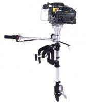 Tomking TK144FCA Bot Motoru 4 Zamanlı 4 Hp Uzun Şaft