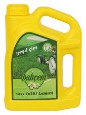 Gübretaş Yeşil Çim Plus Foliar Sıvı Besini 5 Lt...