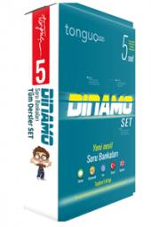Tonguç 5.sınıf Dinamo Tüm Dersler Soru Bankası Set