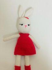 El Yapımı Oyuncak Uyku Arkadaşım Oyuncak Tavşan...