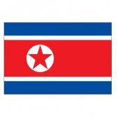 Kuzey Kore Gönder Bayrağı 70x105