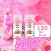 Misslife Bubblegum 2li Set 250ml