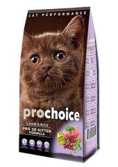 Prochoice Cat Pro 38 Kitten Plus Kuzulu Yavru...