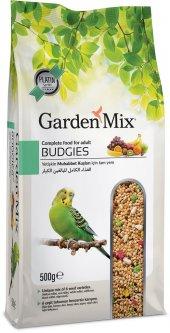 Gardenmix Platin Seri Vitaminli Meyveli Muhabbet Kuşu Yemi 500 Gr