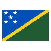 Solomon Adaları Gönder Bayrağı 100x150