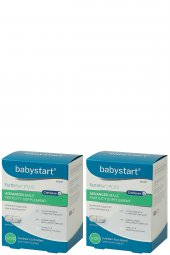 Babystart Fertilman Plus Erkek İçin Multivitamin 2 Kutu 240 Tablet