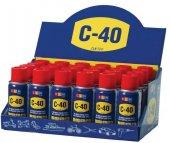 C-40 COK AMACLI BAKIM SPREYI 200 ML CALDINI CLN-02234