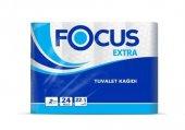 Focus Extra Tuvalet Kağıdı 2 Katlı 24 Rulo