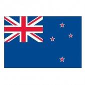 Yeni Zelanda Gönder Bayrağı 100x150