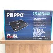 Pilippo PO-1050 / Amfi 4X60 240 Watt RMS-3