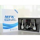 Mfk Led Xenon H3 6500k Beyaz
