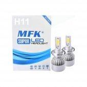 Mfk Led Xenon H11 6000k Beyaz