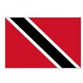 Trinidad Ve Tobago Gönder Bayrağı 50x75