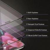 Huawei Mate 10 Pro Ekran Koruyucu 10D Kırılmaz Cam Tam Kaplayan-3