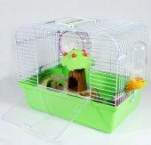 Hamsvil Hamster Fare Evi Fare Oyun Evi Kafesi...