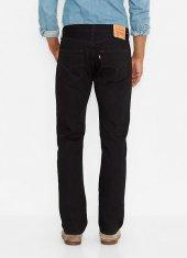 Levi's® 507 Siyah Kot Pantolon-3
