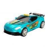 Sunman Teamsterz Sesli ve Işıklı Renk Değiştiren Araba 27 cm