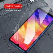 Xiaomi Mi Note 8 Temperli Cam Ekran Koruyucu