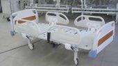 Abs 2 Motorlu Hasta Karyolası Yatağı Yatak Dahil Hastane Tipi