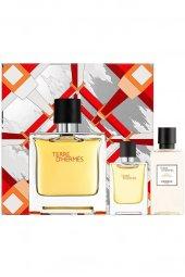 Hermes Terre DHermes EDP 75 ml Erkek Parfüm Seti