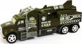 Nizam Oyuncak Tır Seti Askeri Araç Sürtmeli Ücretsiz Kargo
