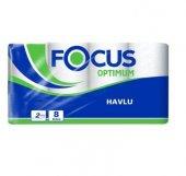 Focus Optimum Havlu 2 Katlı 8 Rulo