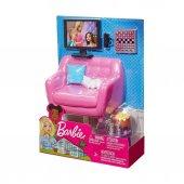 Barbie Ev Mobilyaları Kedi Ve Koltuk