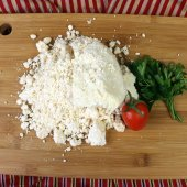 Tuzlu Yayla Peyniri (Aho Peyniri) (1 Kg)