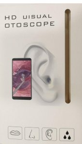 Otoscope Kamera Wireless Özellikli Led Işıklı Android&ios Uyumlu