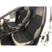 Nissan Note ( 2 ADET) YENİ NESİL SİTİNGO KOLTUK MİNDERİ 2014 ve Sonrası Kılıf-2