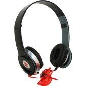 Glr Mikrofonlu Kulaklık Siyah