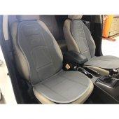 Opel Insignia ( 2 ADET) YENİ NESİL SİTİNGO KOLTUK MİNDERİ 2009-2015-6