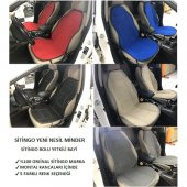 Ford C Max (2 Adet) Yeni Nesil Sitingo Koltuk Minderi 2015 Ve Sonrası