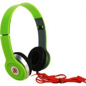 Glr Mikrofonlu Kulaklık Yeşil