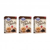 Kenton Damla Çikolata Bitter 100gr 3lü Paket