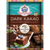Kenton Dark Kakao 100gr (Poşet) 1li Paket