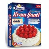 Kenton Krem Şanti Sade 150gr