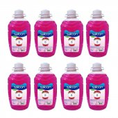 Saloon Sıvı Sabun Gül 2tl 8li