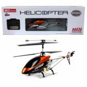 Uzaktan Kumandalı Helikopter 68 Cm 3,5 Ch Gyro Helikopter Drone