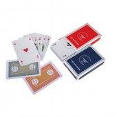 2 Deste Orijinal Kızılay Oyun Kağıdı İskambil Kağıdı Poker Kağıdı
