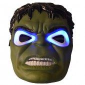 ışıklı Halloween Maskesi Hulk Yılbaşı Hediyesi...
