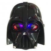 ışıklı Star Wars Dauth Varder Maskesi Yılbaşı Hediyesi O