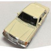 1 36 Metal Model Çek Bırak Araba Mercedes Benz W123 Oyuncak Araba