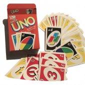 Süper Uno Benzeri Oyun Kartı 2 Deste Uno Kart Oyunu