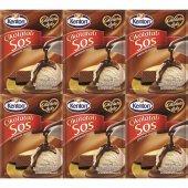 Kenton Sos Çikolata Aşkı Çikolatalı 128gr 6lı...