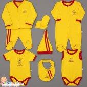 Imaj Baby Galatasaray Model Lüx 8 Parça Set